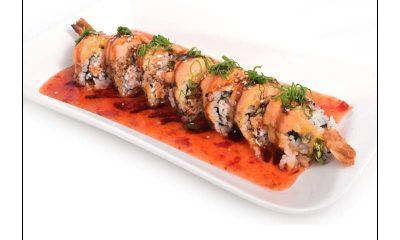 yultron tempura roll