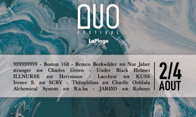 Duo festival Techno