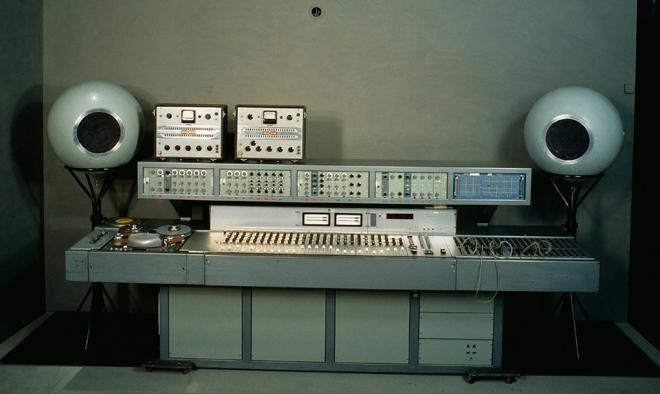 Synthé GRM électro acoustique